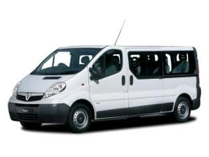 Cardiff to cardiff minibuses 12 seater